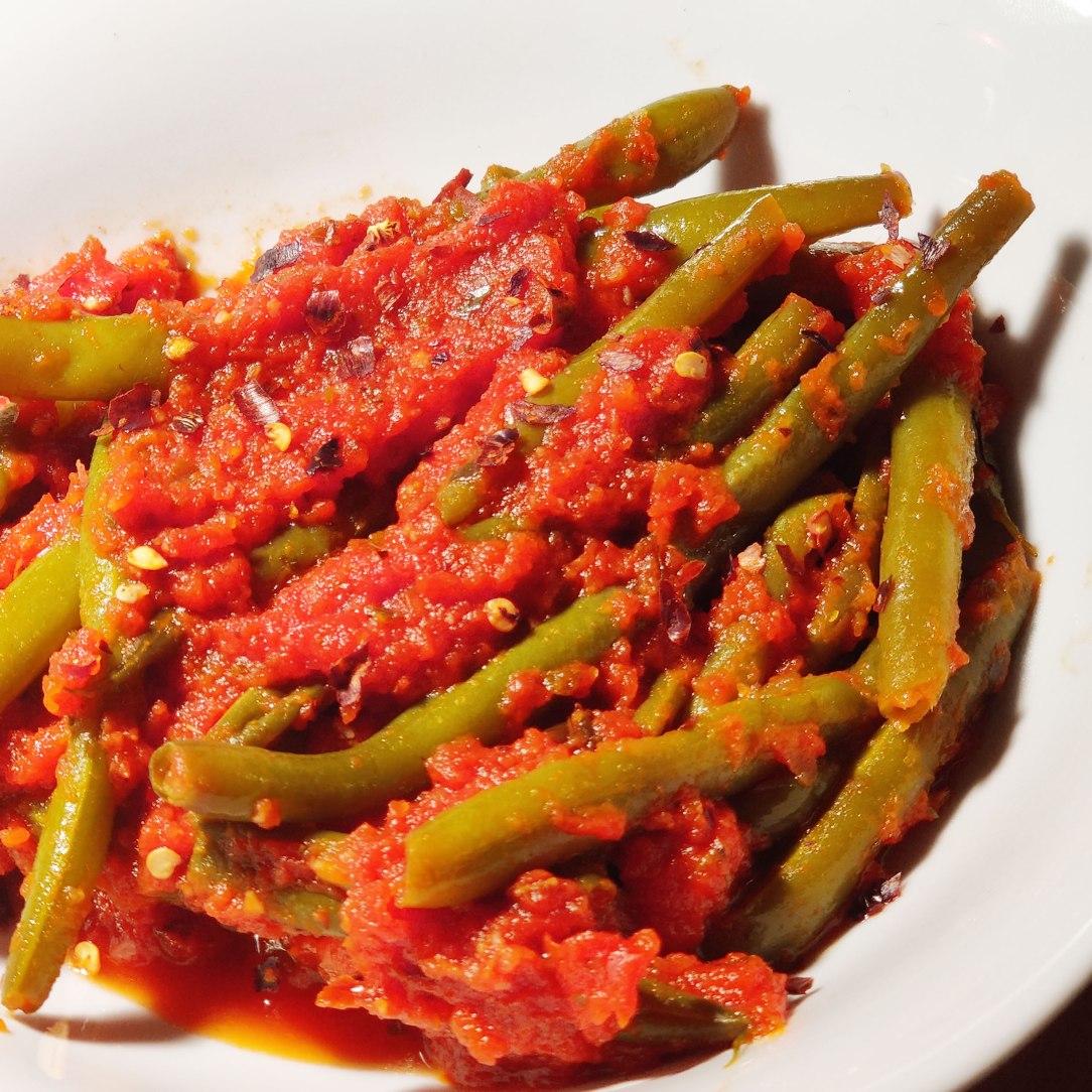 green beans marinara