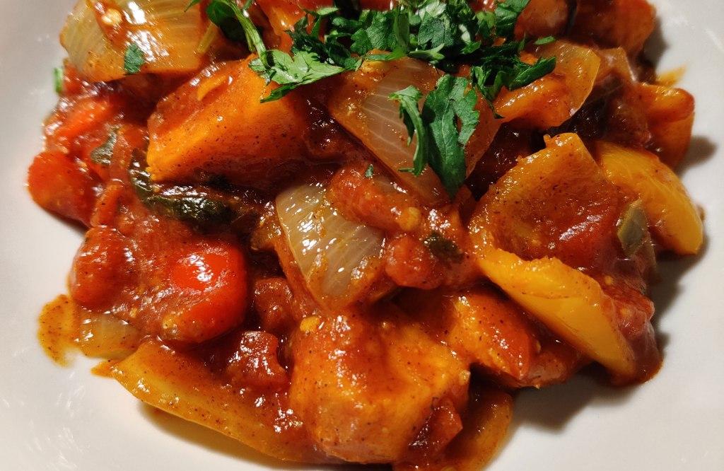 Spicy Veg Stew