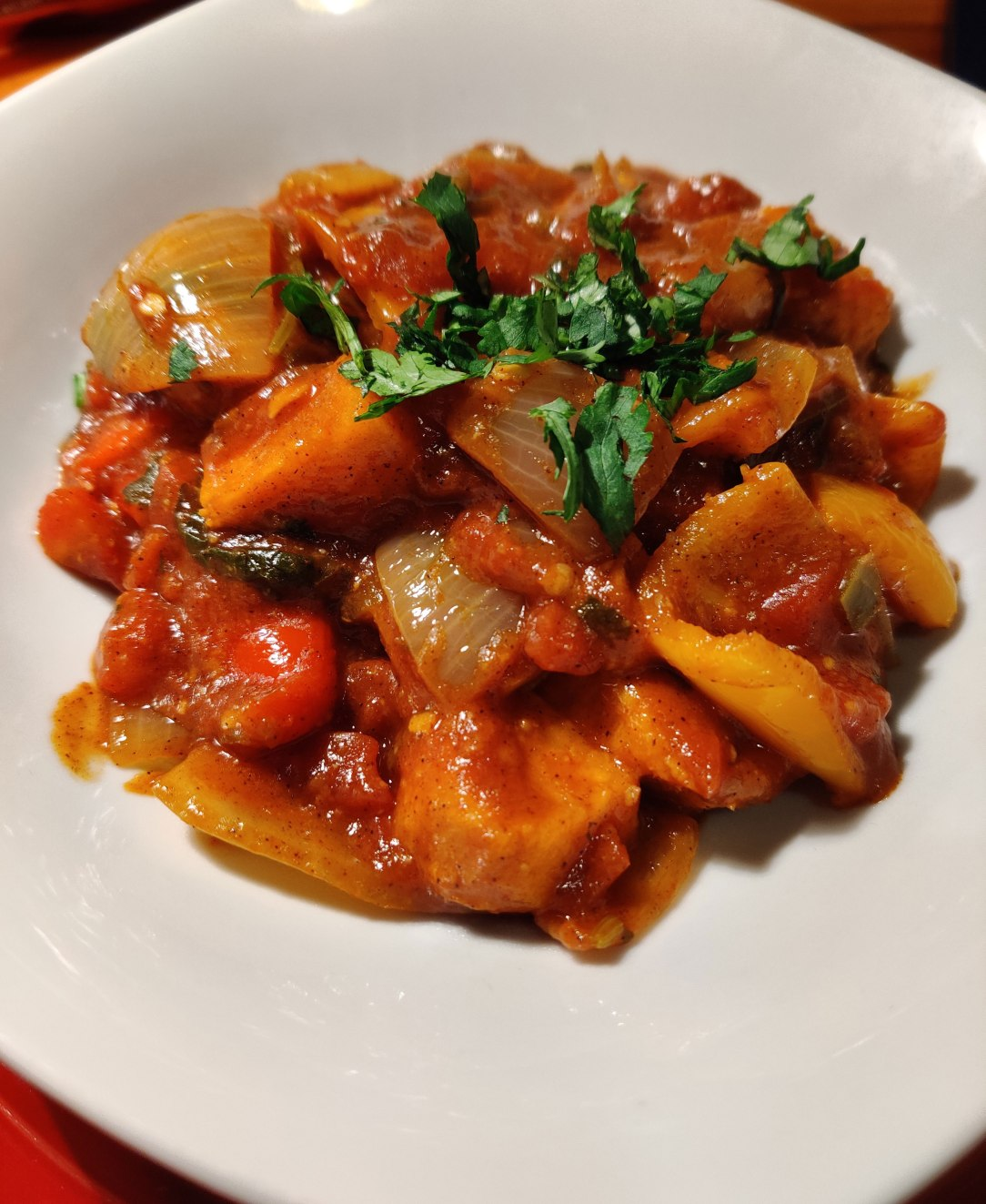 Spicy Veg Stew