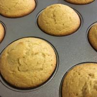 Whole Wheat Corn Muffins